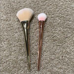 Real Techniques brush bundle
